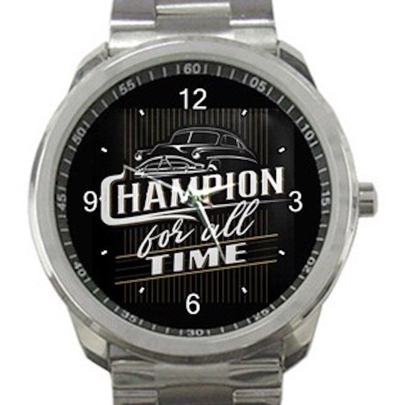 Hudson Hornet Champion For All Time Unisex Sport Metal Watch