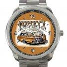 Chevrolet Impala Car Unisex Sport Metal Watch
