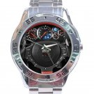 2016 Nissan GT-R Steering Wheel Unisex Stainless Steel Analogue Watch