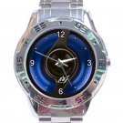 BMW Blue Halo Fuel Cap Unisex Stainless Steel Analogue Watch