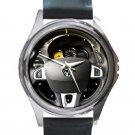 Renault Megane RS Cup 250 Steering Wheel Unisex Silver Round Metal Watch