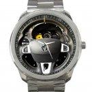 Renault Megane RS Cup 250 Steering Wheel Unisex Sport Metal Watch