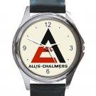 Allis-Chalmers Logo Unisex Round Metal Watch