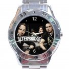 Alter Bridge Rock Band Unisex Stainless Steel Analogue Watch