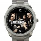 Alter Bridge Rock Band Members Unisex Sport Metal Watch