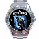 Alter Bridge Walk The Sky Tour 2020 Unisex Stainless Steel Analogue Watch