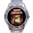 Amon Amarth 1000 Burning Arrows Unisex Stainless Steel Analogue Watch