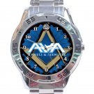 Angels and Airwaves Masonic Logo Unisex Stainless Steel Analogue Watch