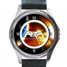 Angels & Airwaves Star Of Bethlehem Logo Unisex Round Metal Watch