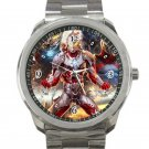 Ultraman Unisex Sport Metal Watch