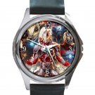 Ultraman Unisex Round Metal Watch