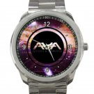 Angels & Airwaves Galaxy Logo Unisex Sport Metal Watch