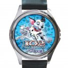102 Dalmatians Puppies To The Rescue Unisex Round Metal Watch
