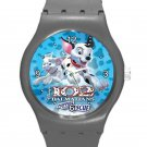 102 Dalmatians Puppies To The Rescue ICE Style Round TPU Medium Sports Watch-Grey