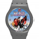 102 Dalmatians Cruella De Vil ICE Style Round TPU Medium Sports Watch-Grey