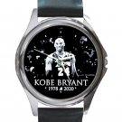 Remembering Kobe Bryant 1978-2020 Unisex Round Metal Watch
