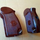 Makarov handle bakelite grip baikal tuning spare parts for upgrade.