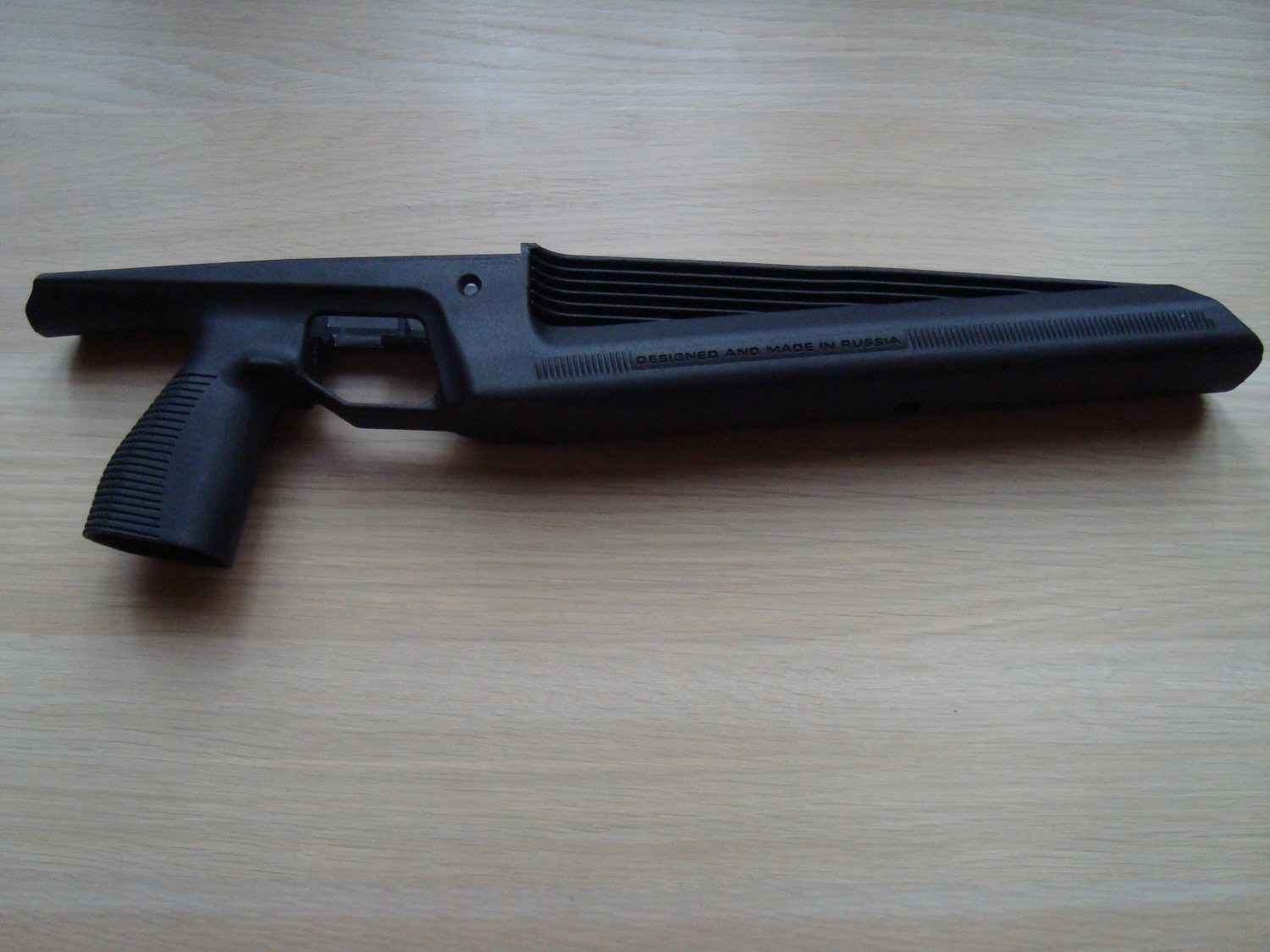 izh-61 mp-61 handle butt stock fore-end tuning Baikal new design with more even shape for upgrade.