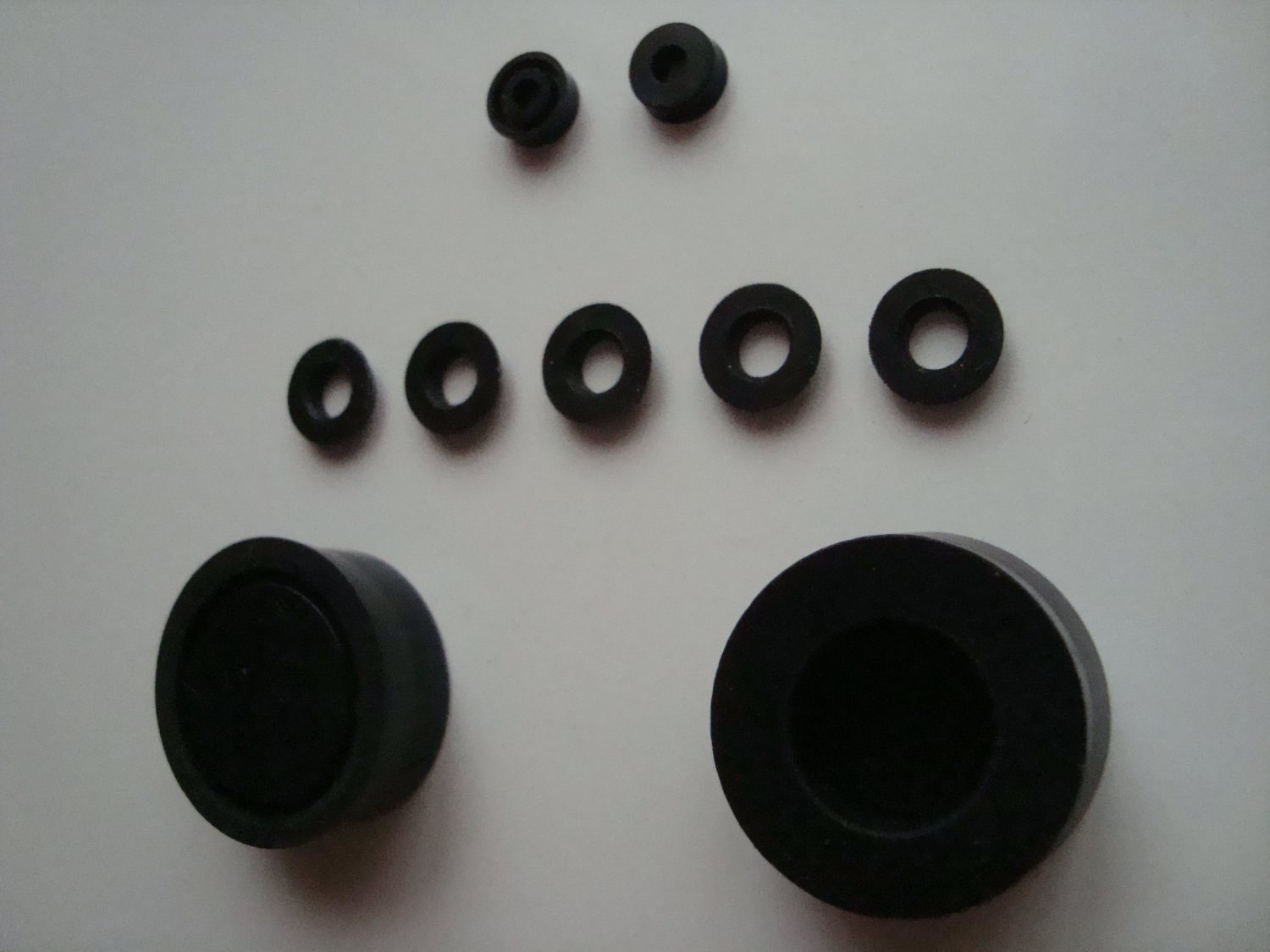 MP-46M, MP-46, IZH-46 sealing o-rings, seals parts for tuning Baikal, repair kit from durable rubber