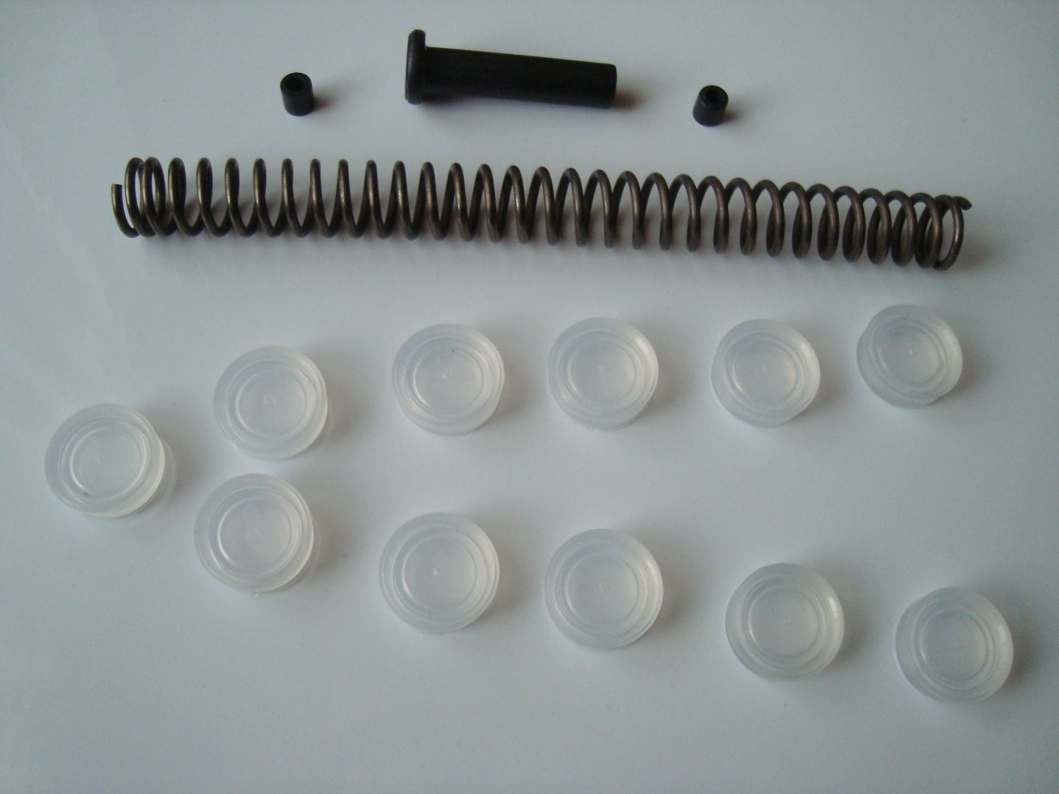 mp-53m, izh-53, mp-53 spring, sealing elements, weighting agent, upgrade parts for modernized baikal