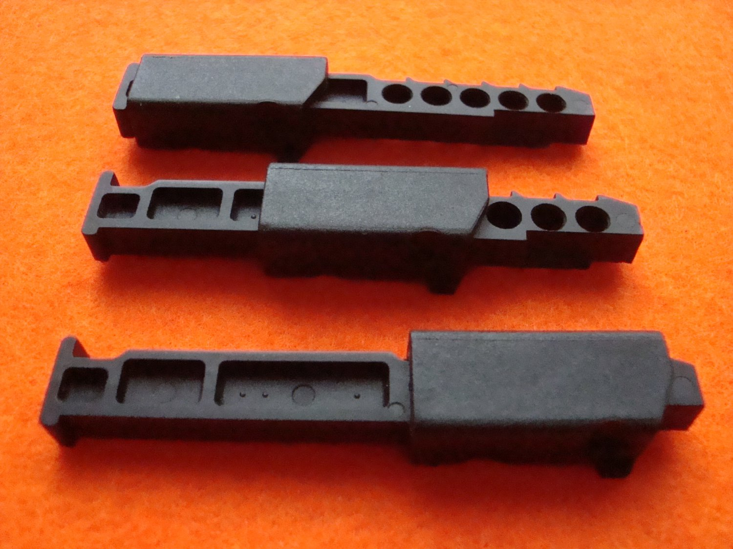 IZH-61, MP-61 tuning kit of three magazine with safety cap for quick comfortable use, made to order.