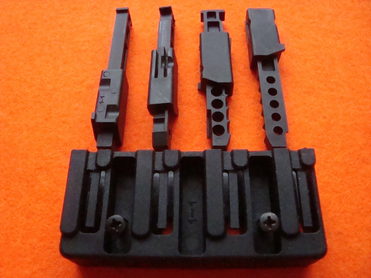 Magazine case upgrade kit for IZH-61 and MP-61, modernized advanced parts for tuning, made to order.