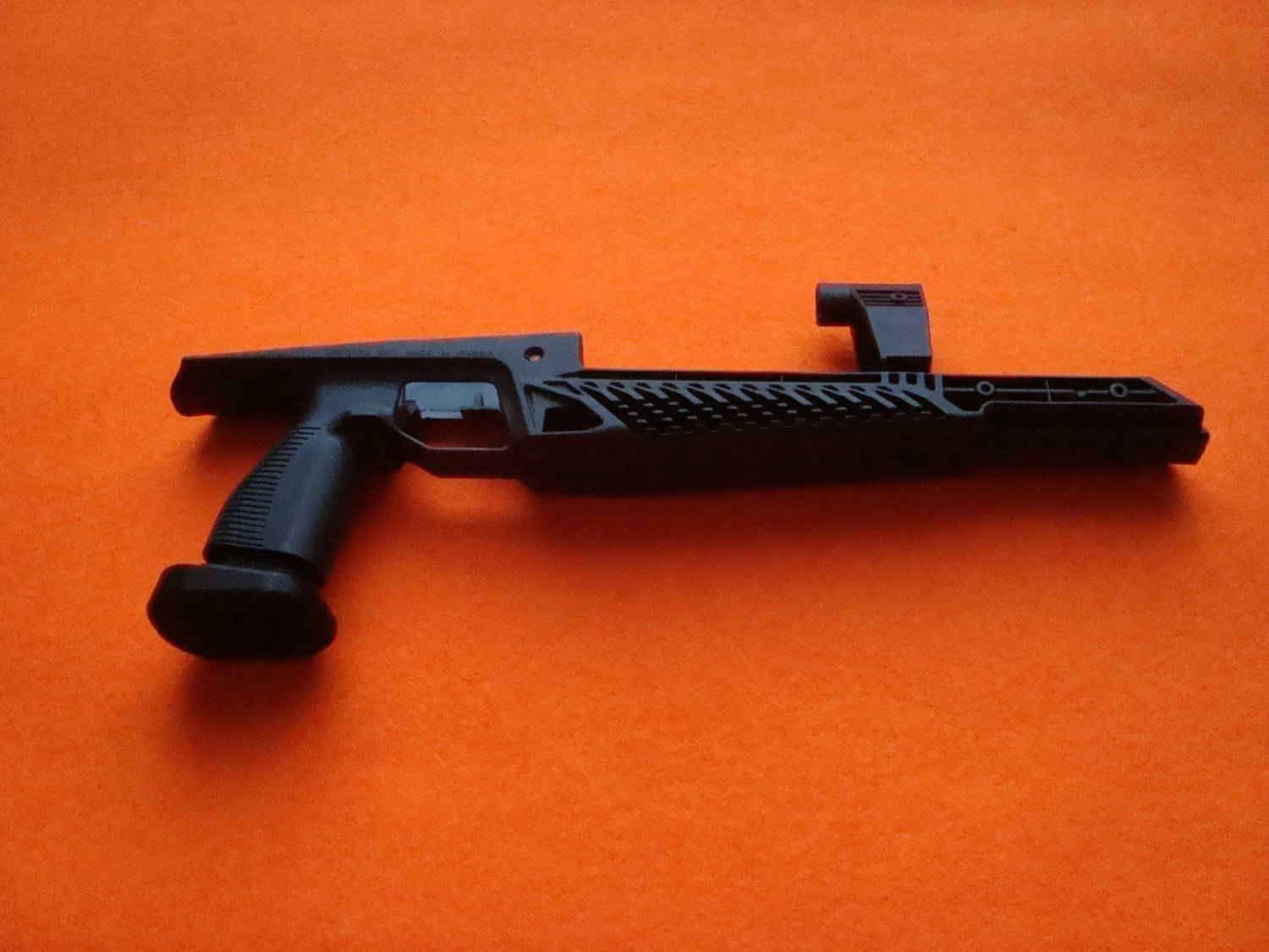 Fore end MP-61, MP-60 with mounting rack and cap handle, tuning parts for upgrade, kit made to order