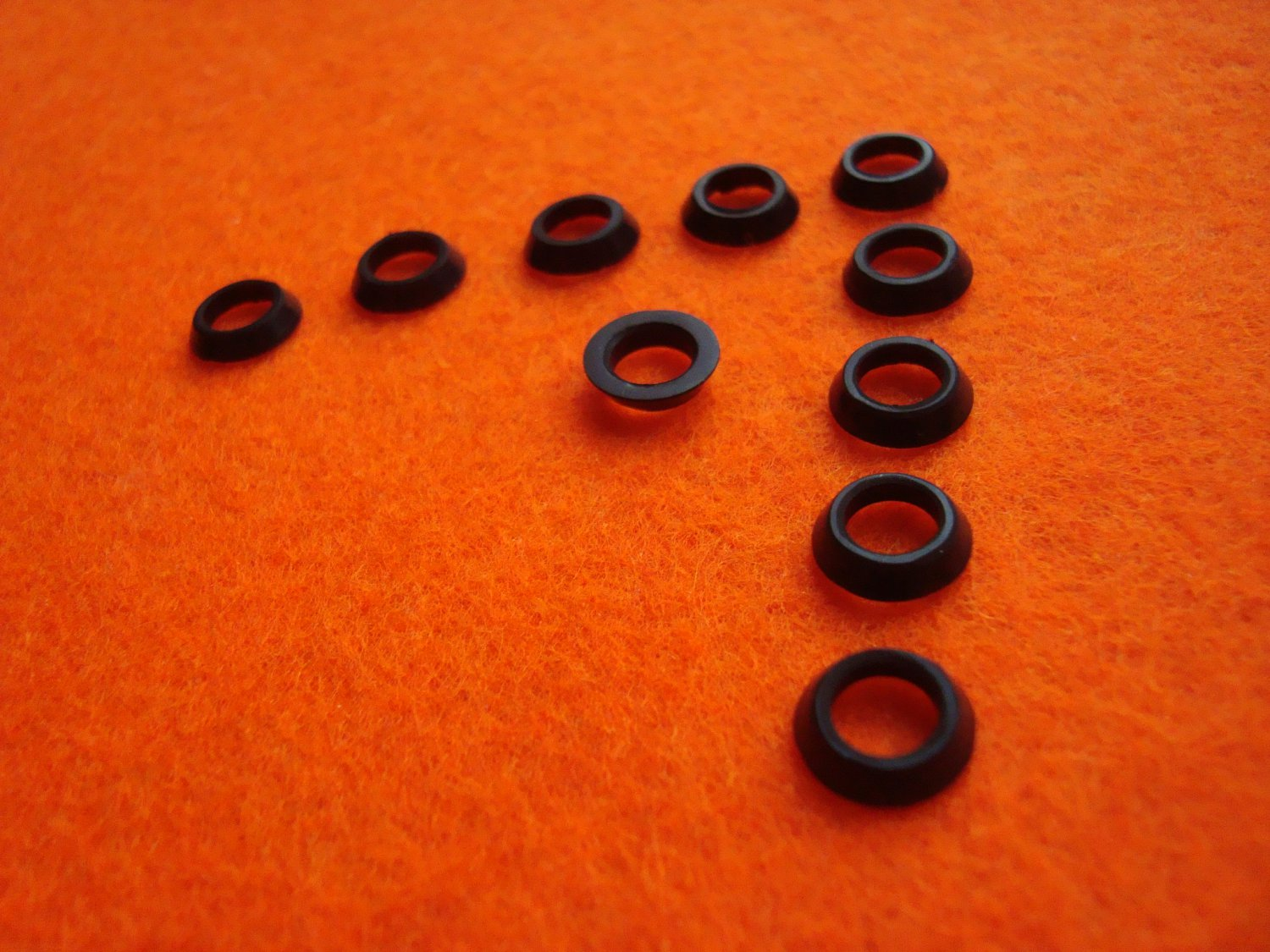 Sealing elements MP-654K, MP-661K drozd, blackbird in upgrade repair kit, tuned parts made to order.