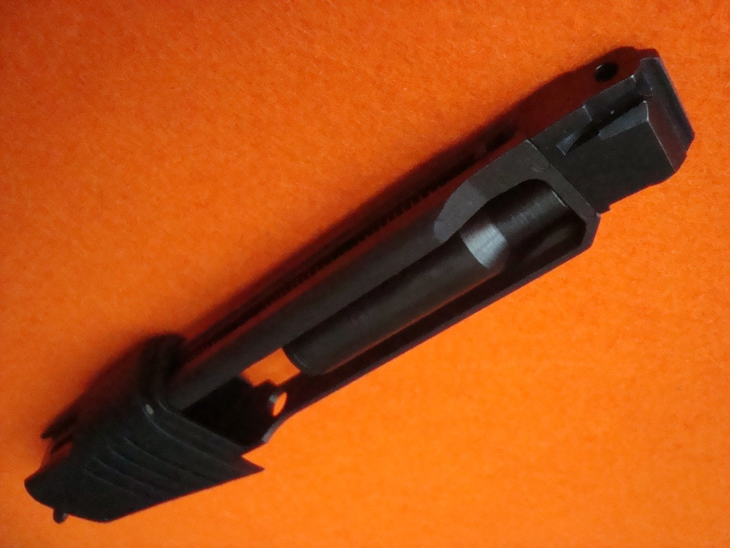 MP-661K Drozd magazine with upgraded parts for maximum performance, modernized parts made to order.