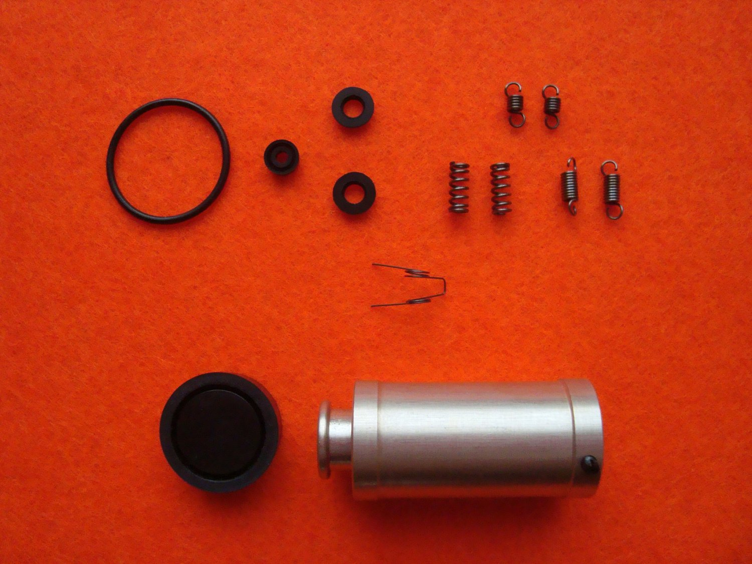 Repair kit IZH-46, MP-46M consists: seal, spring, o-rings, piston cuff, screw, details made to order
