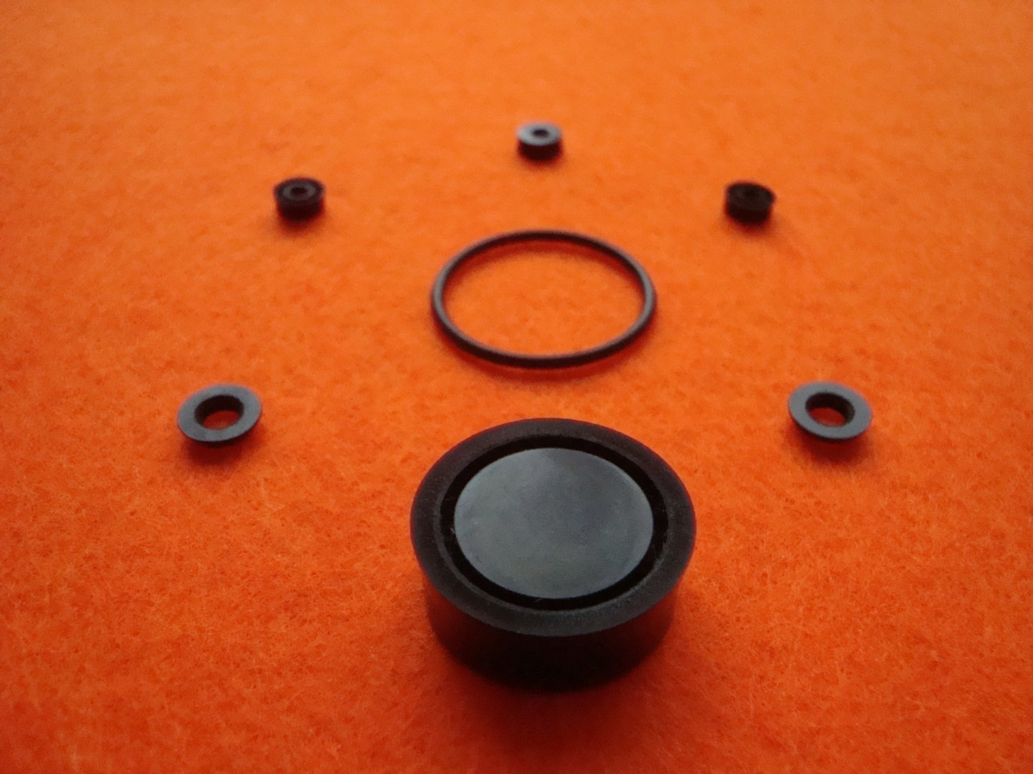 Seals MP-46, IZH-46 repair kit with sealing o-ring, locking element, piston cup, parts made to order