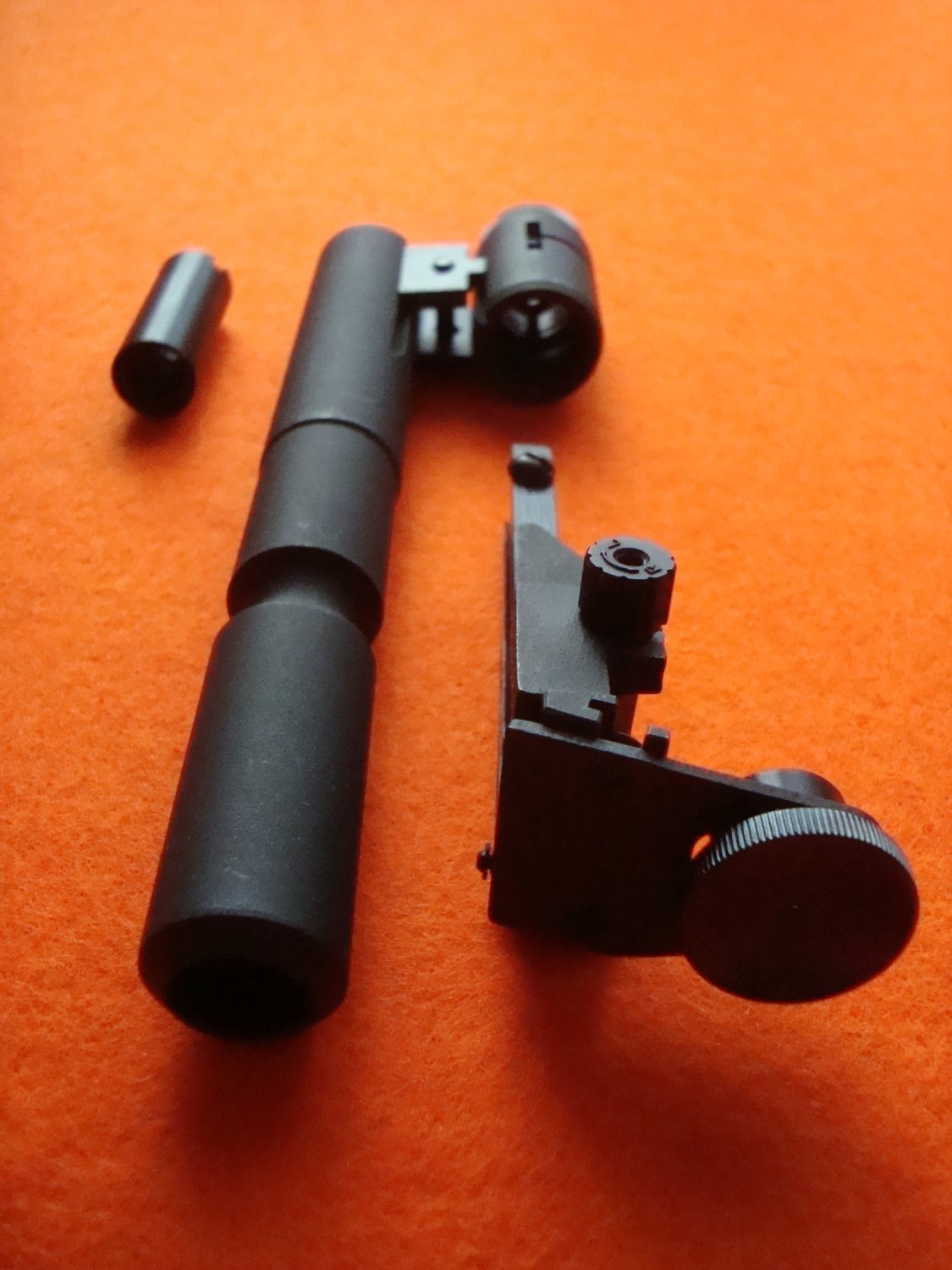 Aim parts mp-61, mp-60 upgrade kit of sight devices, sport design on accuracy, details made to order