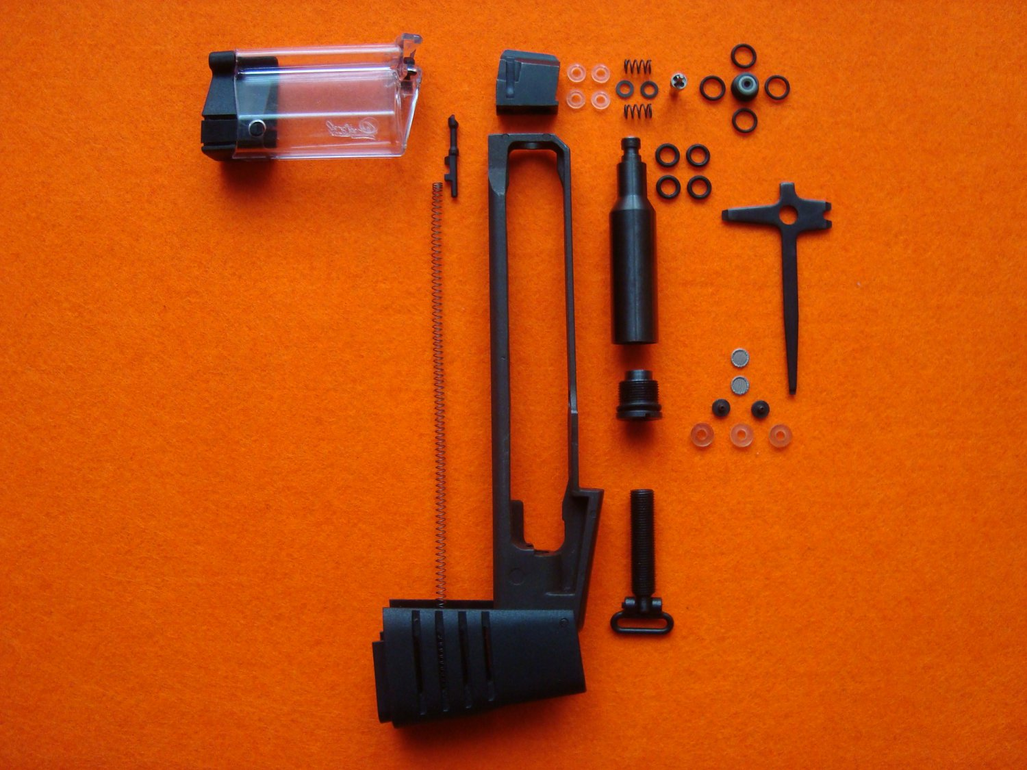 Magazine mp-661k drozd repair kit of upgraded parts, give improved indicators, details made to order