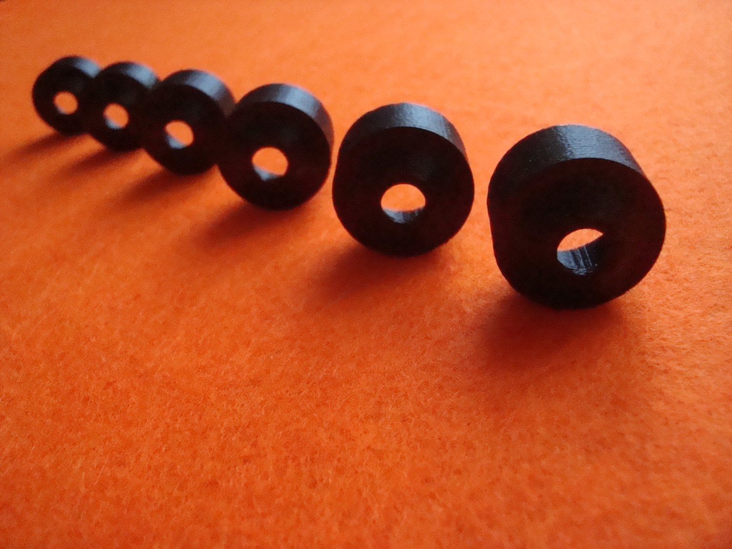 Tuning mp-61, mp-60 modular weighting insert for evenly distributing stabilizing, part made to order