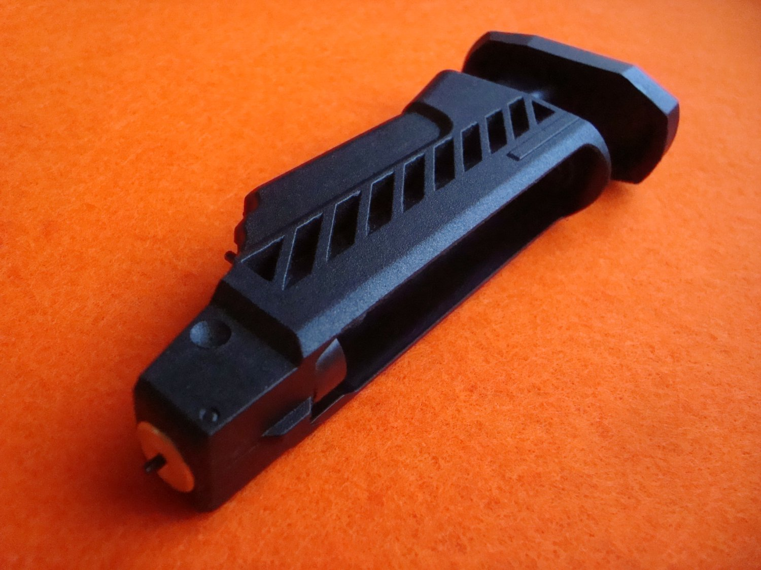 Magazine mp-655k corps with build-in modern valve and removable part on button, piece made to order
