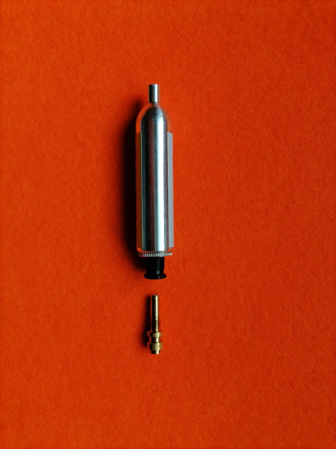 Upgraded cylinder MP-654K, MP-651K refueled magazine with pump nozzle, tuning part is made to order.