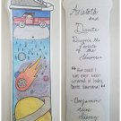 Aristotle and Dante Bookmark