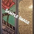 Custom Bookmark (Your choice)