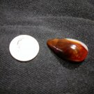 Tear Drop Fire Agate