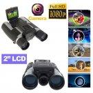 Full Hd Video Camera Telescope Digital Binocular Lcd Zoom Recording Screen Usb