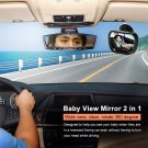 Car Mirror Baby Back Seat View Rear Safety Child Care Infant Facing Ward Cover