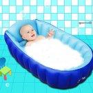 Baby Inflatable Bathtub Swimming Pool Portable Travel Newborn Infant Toddler Tub