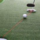 Golf Training Laser Pointer Tool Aim Line Corrector Improve Aid Practice Sport