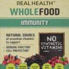 Real Health, Wholefood Immunity, 30 Kappenules