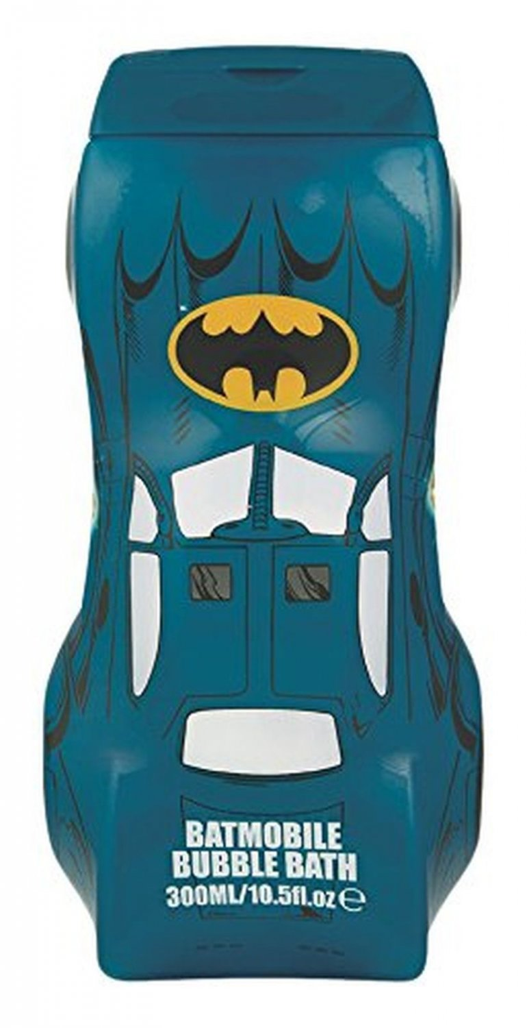 Batman - DC Comics Batmobile Schaumbad, 1er Pack (1 x 360 ml)