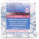 Dead Sea Collection 24h Anti Wrinkle Day Cream Hyaluronic Acid, 1.69 fl oz (50ml)