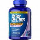 Osteo Bi-flex Joint Health Triple Strength Glucosamine MSM with Vitamin D3, 200 Tablets