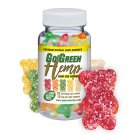 GoGreen Hemp Sour Gummy Bears 10mg | 20ct 200mg