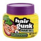 Monkey Gunk Ultimate Hold Hair Gel, 6 oz (170g) Hair Gunk