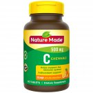 Nature Made Immune Support Vitamin C 500mg Chewable Tablet, 60 Tablets - 500 mg per serving